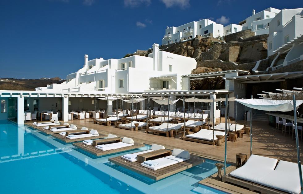 تعطیلات تابستانی باشکوه در یونان