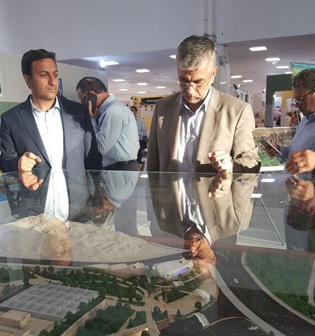 نمایشگاه شهر گردشگر نشان می دهد سازمان میراث فرهنگی رویکرد درستی دارد