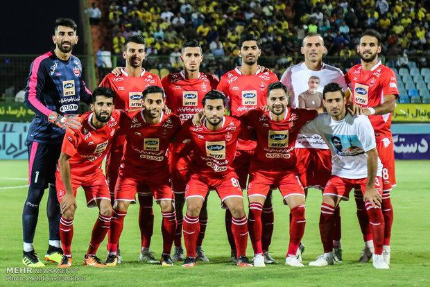 ترکیب پرسپولیس برای دیدار با تیم فوتبال الدحیل معین شد