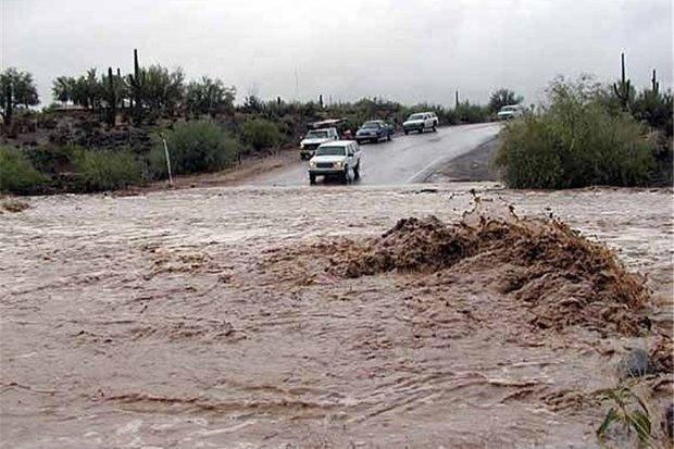 سیلاب در گزنک، تداوم سیلاب تا هفته آینده