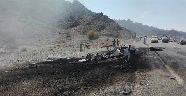 وقوع تصادف در مسیر ایرانشهر - سرباز با سه کشته و 24 مجروح