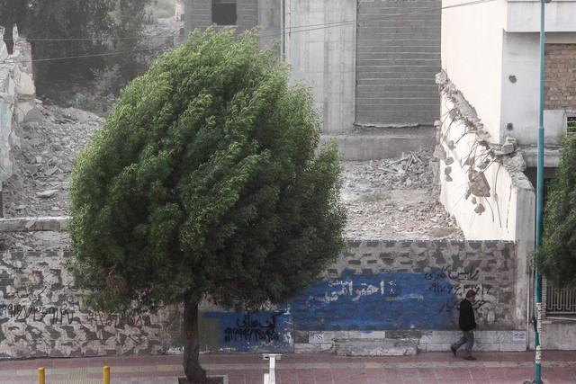 وزش باد در برخی مناطق کشور، افزایش دمای هوا در تهران