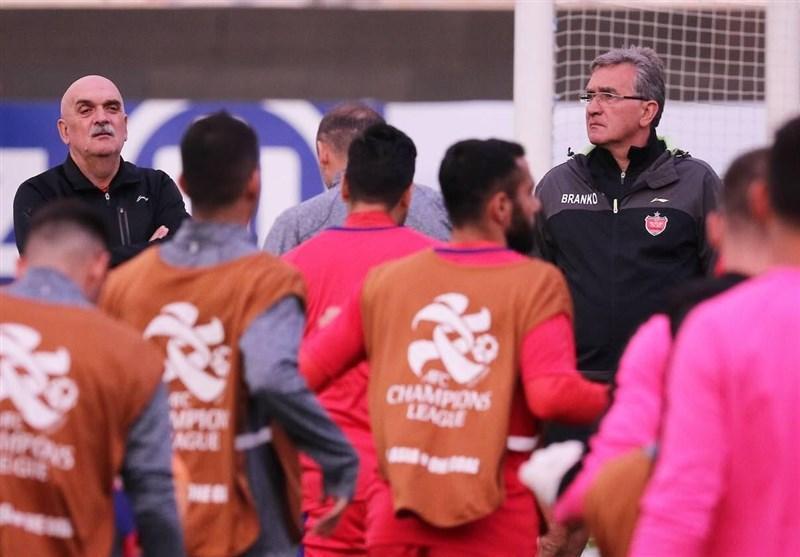 محل اردوی پرسپولیس و کاشیما آنتلرز تعیین شد، AFC طرح پرسپولیس برای افتتاحیه بازی و تشریفات میهمانان را تأیید کرد