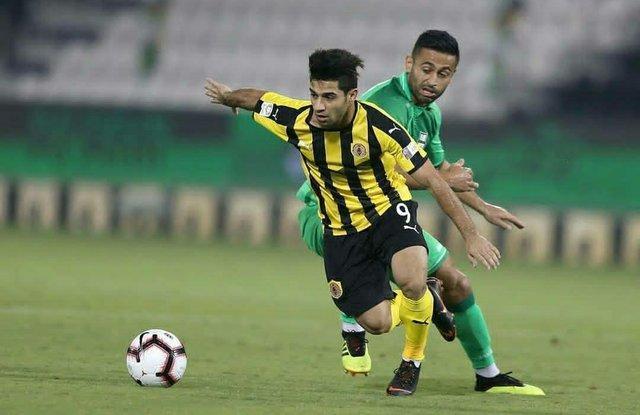 امید ابراهیمی بهترین بازیکن هفته لیگ قطر