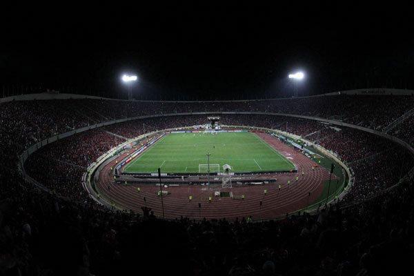 تغییرات استادیوم آزادی برای فینال آسیا و اعلام جای تماشاگران ژاپن