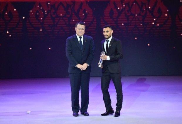 حسن زاده نامزد کسب عنوان بهترین فوتسالیست آسیا شد
