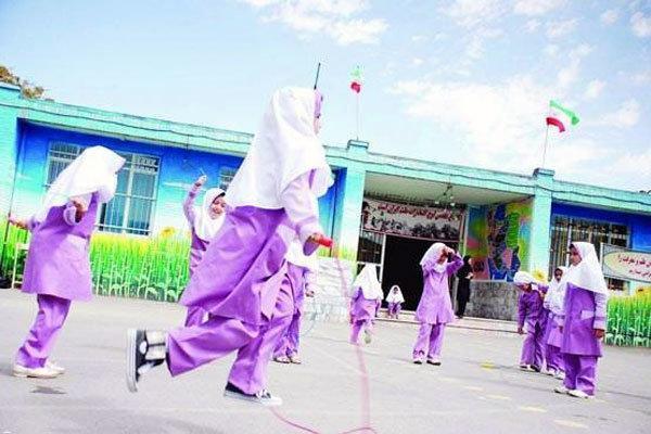 زنگ ورزش مدارس پایتخت دوشنبه تعطیل است