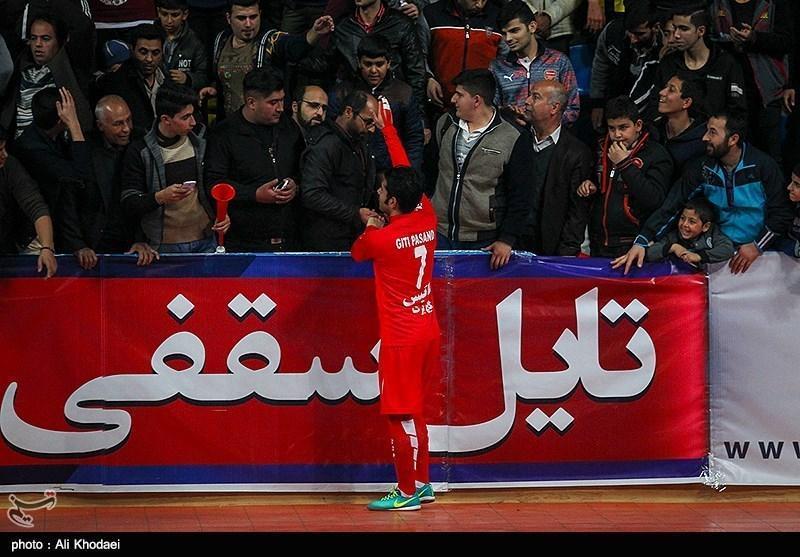 لغو محرومیت تماشاگران گیتی پسند، تماشای فینال لیگ برتر فوتسال رایگان شد