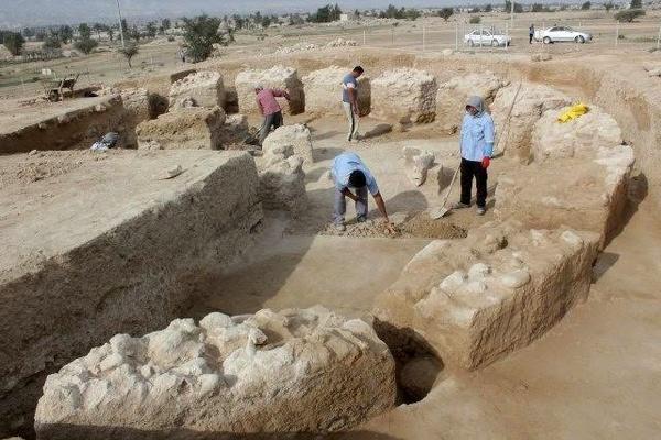 تنب پرگان؛ برگی از خلاقیت، نوزایی هنر و معماری ایران در دوران ساسانی