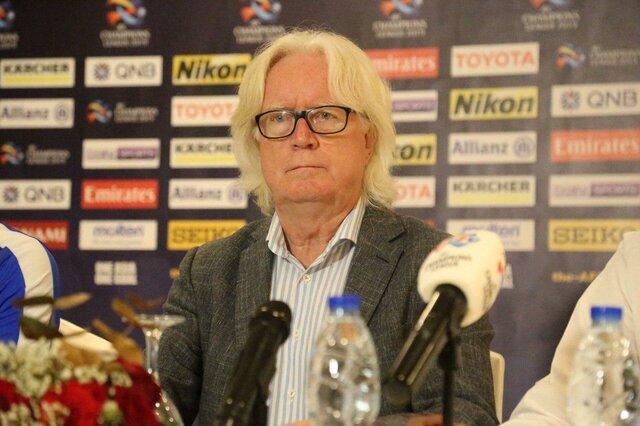 شفر: به تیمم ایمان دارم، منتظر هواداران استقلال در امارات هستم