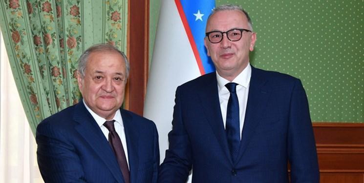 ازبکستان و گرجستان چشم انداز روابط دوجانبه را بررسی کردند