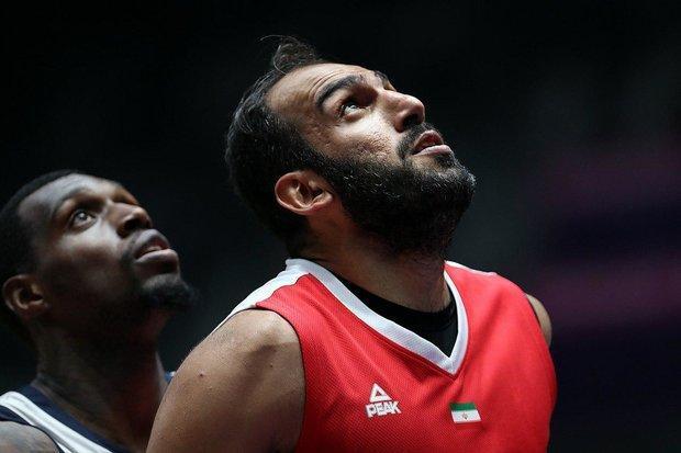 حامد حدادی به تیم ملی بسکتبال باز می شود، او را متقاعد کردیم