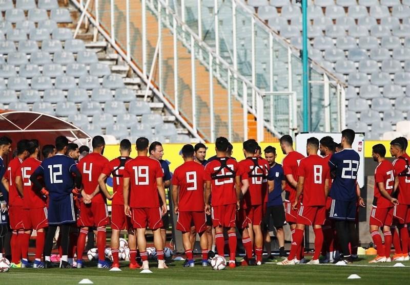 فدراسیون فوتبال: اردوی ماه آینده تیم ملی به جای اردوی لغو شده در ماه مارس است