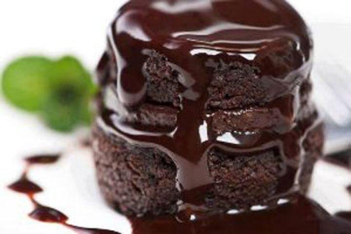 آشنایی با روش تهیه سوفله شکلات