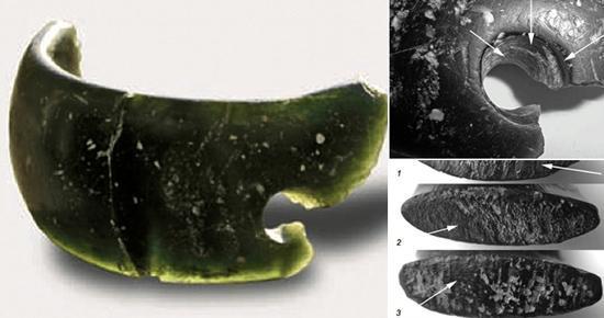 دستبند اسرارآمیزی که 40هزار سال پیش ساخته شده!