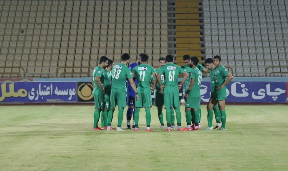 خبرنگاران ذوب آهن اصفهان، لیگ برتر را با شکست به سرانجام رساند