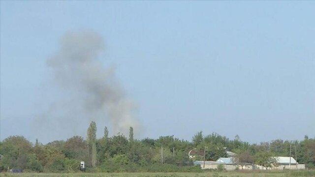 جمهوری آذربایجان سقوط بالگرد این کشور را تکذیب کرد
