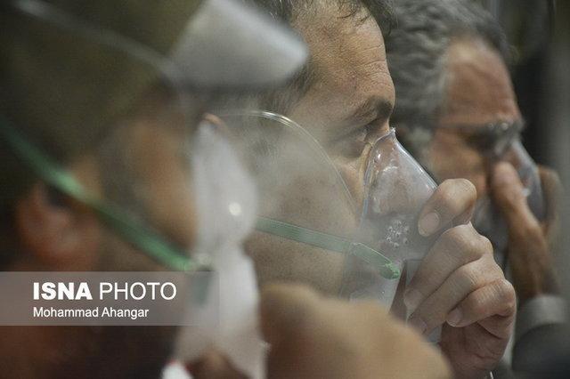 حمله های تنفسی اهواز در هیاهوی کرونا می آیند