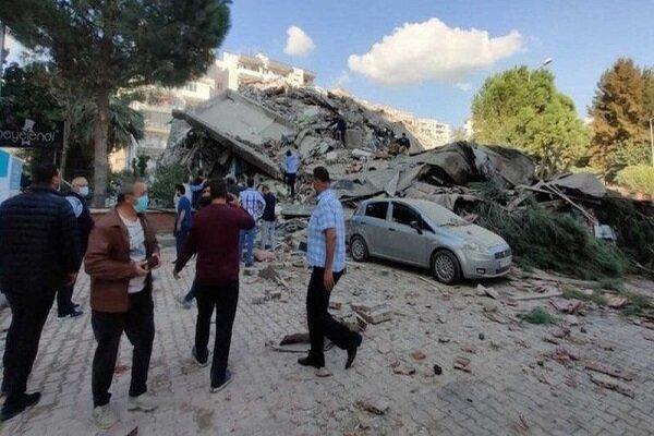 زلزله ای به قدرت 6.8 ریشتر ترکیه و یونان را لرزاند