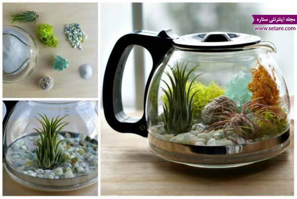 20 ایده خلاقانه برای استفاده مجدد از ظروف قدیمی آشپزخانه