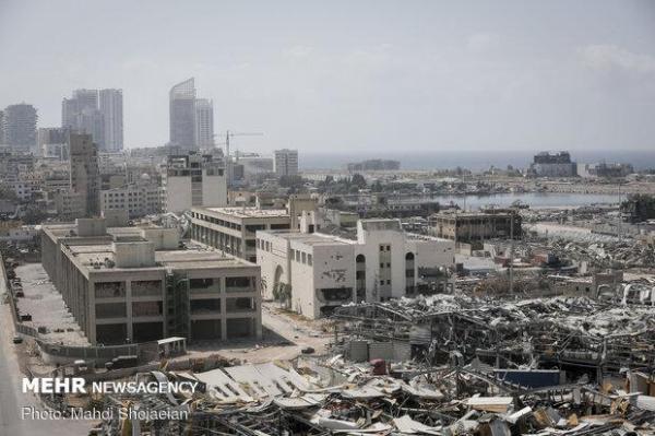 ریاست جمهوری لبنان دخالتی در فرایند پیگیری قضایی انفجار بیروت ندارد