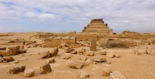 کشف مقبره 4 هزار ساله در مصر